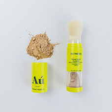 Aú Natural On the Go Foundation with Sunscreen-Dark