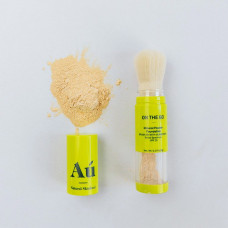 Aú Natural On the Go Foundation with Sunscreen-Light