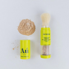 Aú Natural On the GoFoundation with Sunscreen-Medium
