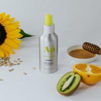 Aú Natural Prepare Spray-on Brightening Lotion 100ml