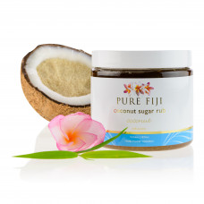 Pure Fiji Sugar Rub 457 ml